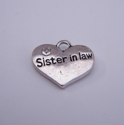 217a7600c1c44 Sister In Law Personalised Bookmark